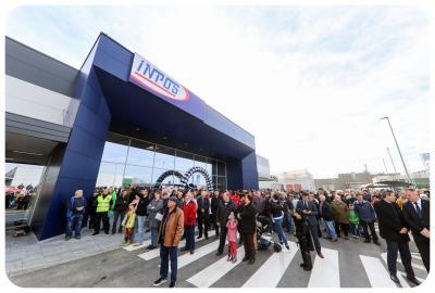 Odprli smo nov Tehnično Prodajni Center Inpos v Krškem