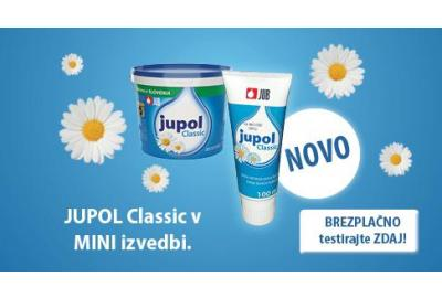 JUPOL Classic Mini nagrajuje!