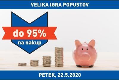 VELIKA IGRA POPUSTOV - v tehnično prodajnih centrih Inpos