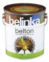Belton 2,5l št. 99 bel