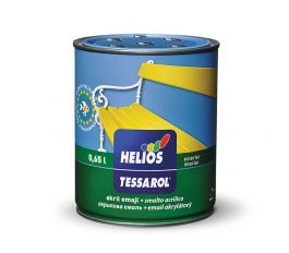 Tessarol akril emajl kavno rjavi satin 0,65l
