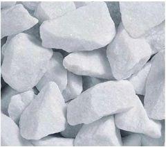Pesek marmorni beli - Bianco Carrara 9-12mm, 25 kg/1 N.