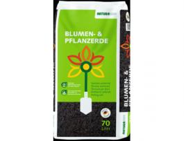 Univerzalni substrat za rože Naturahum-Blumenerde 45l N.
