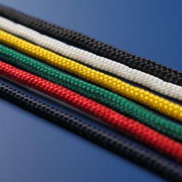 Vrv poliamid bela 5mm