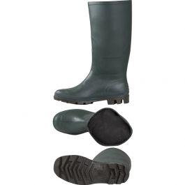 Škornji PVC visoki WELLINGTON št.43 ZELENI