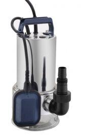 ČRPALKA POTOPNA VRTNA SPIDO INOX ECC 190  6/4''  ( pretok 10m3l/h ;  7 M  ; 750 W  ; 230 V )  za črpanje UMAZANE VODE, delci do fi 30mm