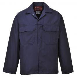 Bluza BIZWELD 330 gr št.XXL (t.modra)
