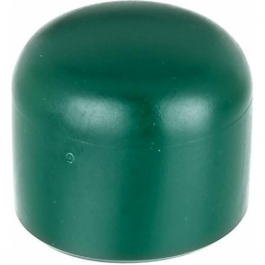 Pokrov stebra plast. zelen fi34 Gah.