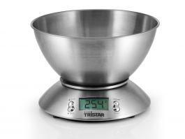 Tehtnica kuhinjskas vklj. posoda, digitalna, 5kg KW-2436 TRISTAR