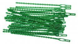 VEZICE VRTNARSKE PVC 35CM, 12 KOS GREENMILL