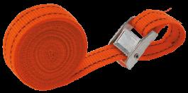 Trak povezovalni z zaponko  5m/25mm 2/1 - 97X184 TOPEX blister