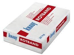 MASA IZRAVNALNA ROTBAND 25 KG (7-50mm) 40 kos/pal,  Knauf