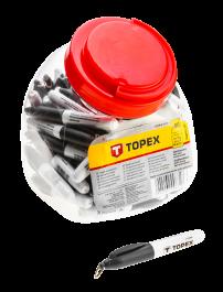 Marker permanentni črn - 14A895 TOPEX
