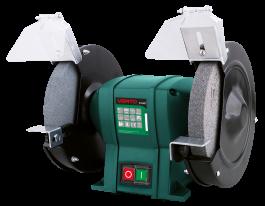 STROJ BRUSILNI DVOKOLUTNI 200mm/350W, 200 mm, hitrost 2.950min-1 - 51G537 VERTO