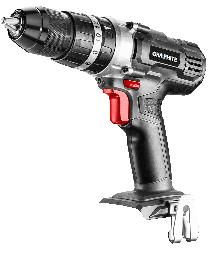 Vrtalnik AKU vijačnik 13mm 18V Li-ion ENERGY+ brez baterije - 58G010 Graphite