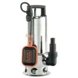 Črpalka potopna za umazano vodo, 1100W, Inox, BXUP1100XDE Black&Decker