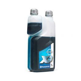 Olje sintetično 2T 1:50 XP RAMDA - PRO za dvotaktne stroje, 1L z dozatorjem