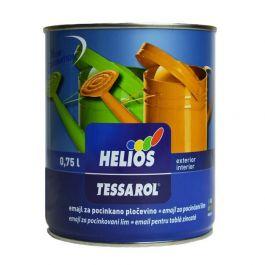 Tessarol emajl za pocinkano pločevino 0,75l bel