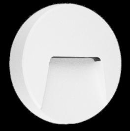 Svetilka LED zunanja PC1351 BELA 3W 4000K IP65