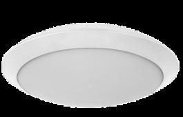 Svetilka LED zunanja P3302-A  BELA 2xE27 IP65