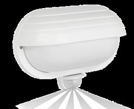 Svetilka LED zunanja OR-304ZMR s PIR senzorjem SAMUN BELA E27 60w IP44