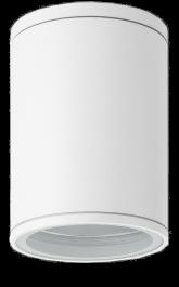 Svetilka LED zunanja AL132C OKROGLA BELA E27  IP54