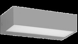 Svetilka LED zunanja PW1701 SIVA 9W 4000K IP65