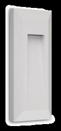 Svetilka LED zunanja P2303 BELA 1W 4000K IP65