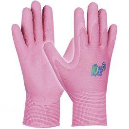 Rokavice otroške pink št. 5