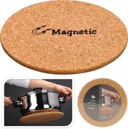 Podstavek za posodo pluta z magnetom 21x1cm , Koop.
