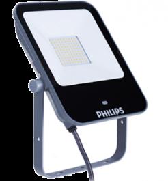 Reflektor LED 50W/840 s senzorjem 5250lm IP65 črn Philips