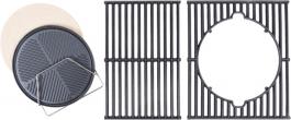 Rešetke zamenljive modularni sistem za žar S/ S4 in MB 4000 Al.