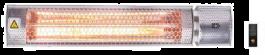 Grelec, 2000W, IP65, z daljincem,  90-030, NEO