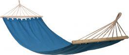 Mreža viseča iz blaga modra, 200x80 cm, Kop..