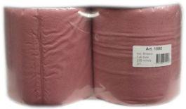 Brisače krep roza  25 cm 1 pl. 2/1