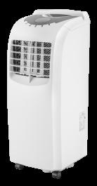 Klimatska naparava prenosna, 2,64 kW, Top.