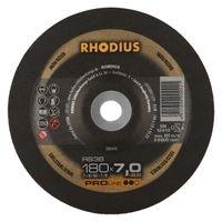 BRUSILKA 180x 7.0x22.23 Fe/Inox RS 38, TOP - RHODIUS 10/karton