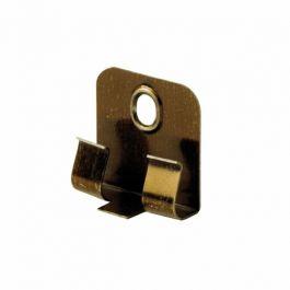 Pritrdilci kovinski CLIPSTAR za letve EGGER (Pak=50kos)