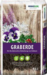 Substrat za grobove Gramoflor-Graberde 15l N.