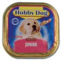 HOBBY DOG menu junior 300g