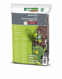 Flis -zaščita pred pleveli BASIC 5x1,6m