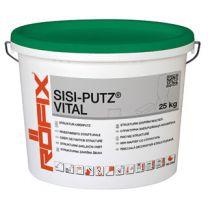 Zaključni omet SISI  2 mm beli 25kg Roefix