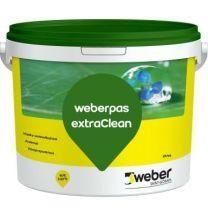 Zaključni omet ExtraClean  2,0 mm osnovni toni 25 kg Weber