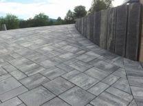 "TLAKOVEC ""TREND"" NAPOLI MIX 04 (siva, črna) 10,38 m2/pal"