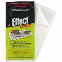 Lepljive plošče za glodalce 2 kos Effect