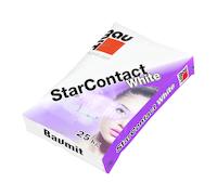 Lepilna malta StarContact White 25kg Baumit 48 vreč/paleta