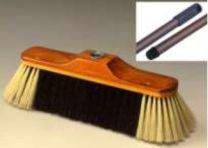 Omelo sobno z ročajem  kombinacija naravna žime/nylon 28cm (