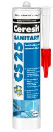 Ceresit sanitarni silikon CS 25 300ml clinker