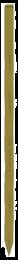 KOLIČEK VRTNI 8x250cm, s konico