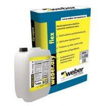 Elastična vodotesna masa Dry Elasto 2 25+8,3 kg Weber